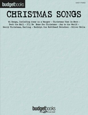 The Most Requested Christmas Songs Sheet Music Piano Vocal Guitar Song 000001563