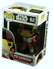 Funko POP #62, Star Wars episode VII, Poe Dameron Figure Bobble-Head