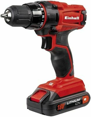Einhell Taladro sin cable TC-CD 18-2 Li (1x1,5 Ah)