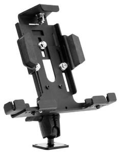 New  Arkon Adjustable Aluminum Key Lock Tablet Mount with Key Lock for Galaxy Tab LG G Pad iPad Models