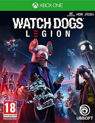 Watch dogs Legion Xbox one. (No CD/No Key).