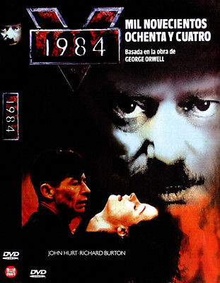 1984, Ninteen Eighty-Four (1984) Michael Radford / DVD, NEW