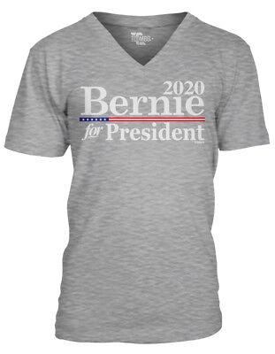 Bernie Sanders For President 2020  President Vote Politics Usa Mensvee T Shirt