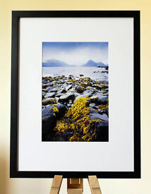 Photographic print - The Cuillin form Elgol, Isle of Skye