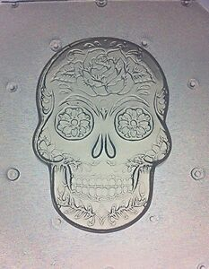 how to make a sugar skull mold