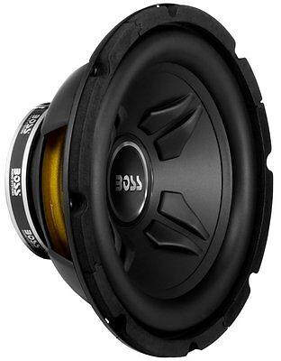 Boss 10 Inch 800 Watt 4 Ohm Car Audio Power Take Voice Coil Subwoofer | CXX10