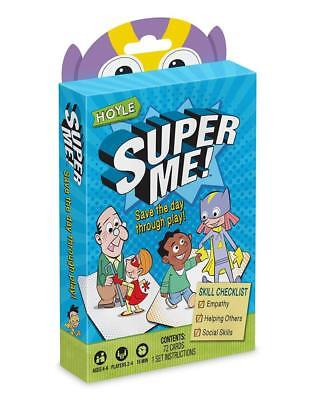 Super Me! Playing Cards - Save the Day Through Play! - Kids Game - Hoyle USPCC