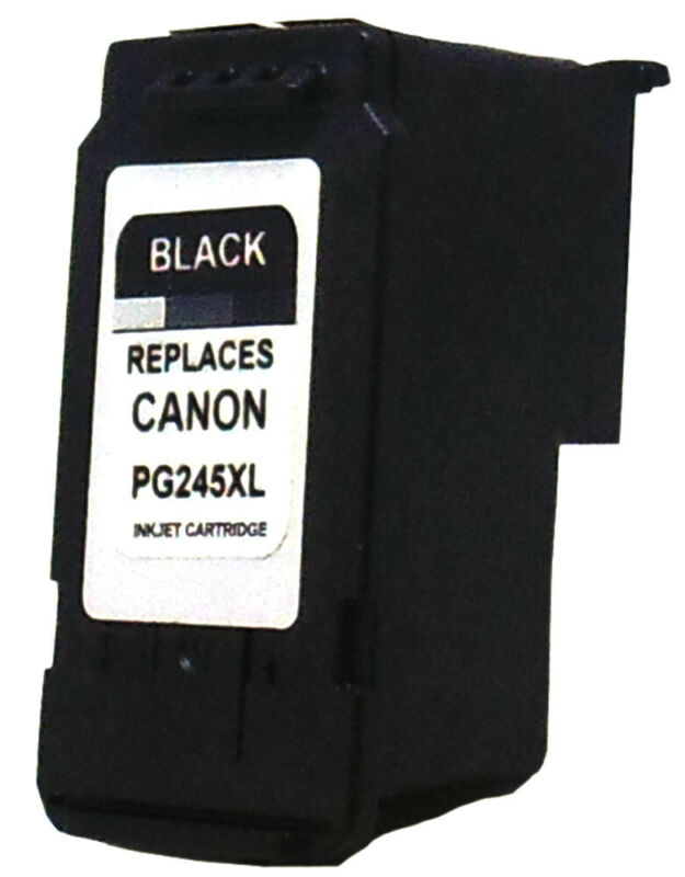 Remanufactured Canon PG-245XL Black Ink Cartridge
