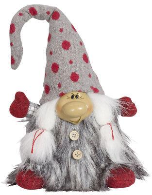 frau Dekofigur Deko Figur Gnom weiblich Mehrfarbig Gnomfrau (Weibliche Gnome)