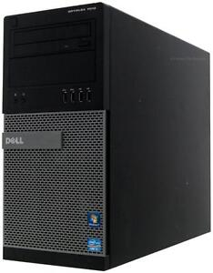 POWERFUL DELL i5 QUAD CORE OPTIPLEX GX7010 COMPUTERS - Ideal for demanding software - Compare Surplus Prices!