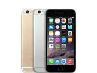 iPhone 6 - 64 GB used but in Excellent Condition Available in White Silver Colour