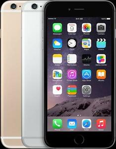 iPHONE 6 PLUS 64GB FACTORY UNLOCKED WITH WARRANTY