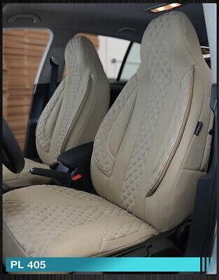 Maß Sitzbezüge Mercedes GLA X156 Fahrer & Beifahrer PL405