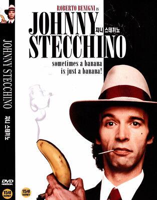Johnny Stecchino (1991) Roberto Benigni / DVD, NEW