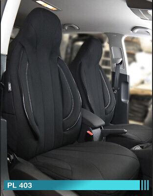 Schonbezüge Sitzbezug  Sitzbezüge  SEAT LEON Fahrer /& Beifahrer 128