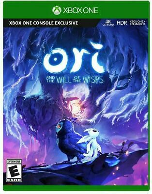 Ori and the Will of the Wisps (Microsoft Xbox One, 2020) BRAND NEW