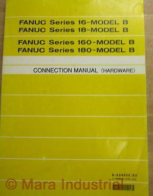 Fanuc 16 18 160 180 Model B Connection Manual 1618160180