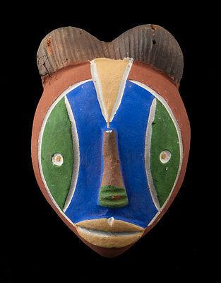 Mask Tribale Passport African Terracotta - AF761
