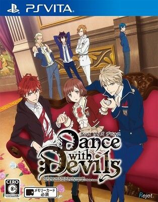 USED PS Vita Dance with Devils PlayStation Vita Video Games