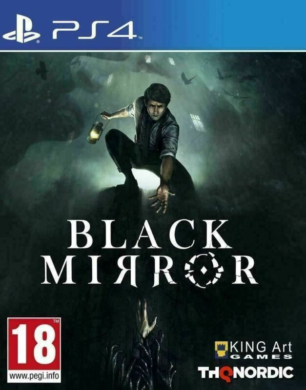 %2A+PS4+Game+BLACK+MIRROR+%2A+NEW+SEALED+Game+%2A+Playstation+4+