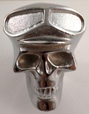 Skull Gear Shift Knob. Hot Rod Rat Fink Gift