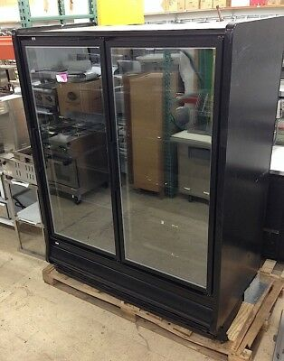 Hill Phoenix Onrz2 64 Two Door Freezer Merchandiser