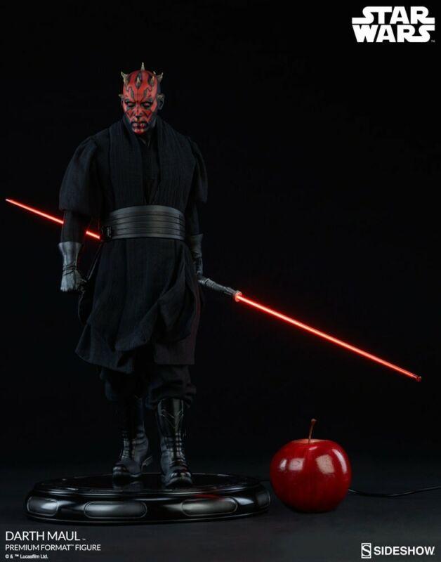 Darth Maul Premium Format Statue Sideshow Star Wars