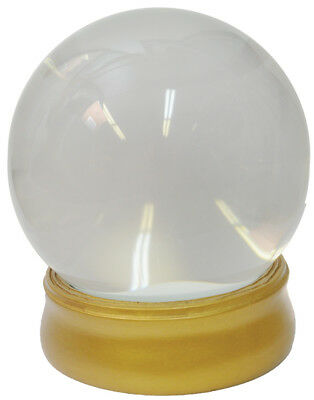 Witch CRYSTAL BALL with STAND Gypsy Carnival Halloween Haunted House Stage Prop](Witch With Crystal Ball)