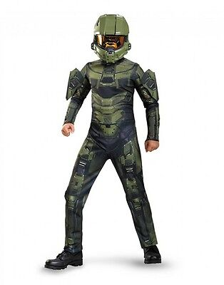Halo Master Chief Classic Child Costume - Halo Master Chief Child Costume