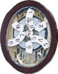 GRAND ANTHOLOGY Musical Motion Clock by Rhythm Clocks