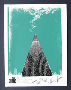 The-Shins-Signed-Poster-Austin-City-Limits-Season-38