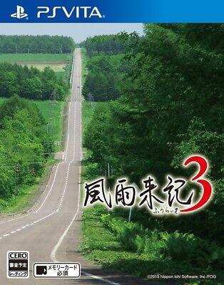 USED PS Vita Furaiki 3 PlayStation Vita Video Games