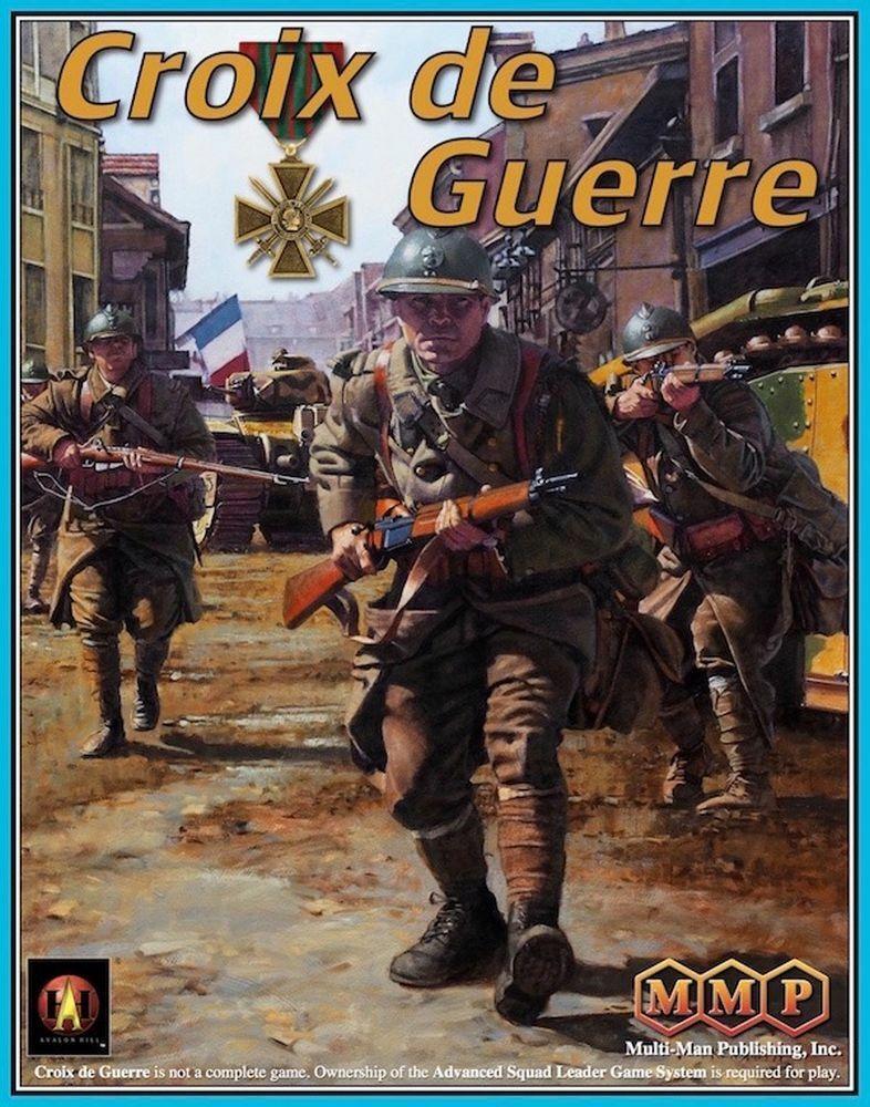 asl croix de guerre second edition 2020