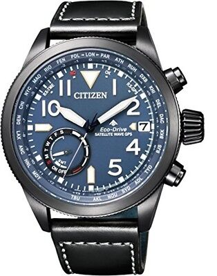 2017 NEW CITIZEN Watch PROMASTER LAND Eco Drive GPS F150 CC3067-11L Men's