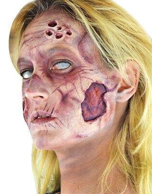 Deluxe Zombie Woman FX Makeup Kit, FXD106, Cinema - Fx Makeup Kits