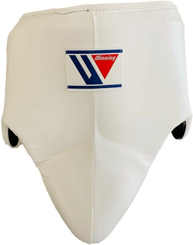 NEW Winning Boxing Groin Cup Protector White Size M Standard Type CPS-500