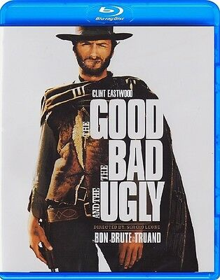 The Good The Bad And The Ugly   Fully Restored Extended Version  New Blu Ray