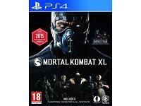 Mortal Kombat XL PS4 USED