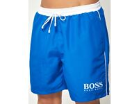 Genuine Brand New Hugo Boss swim shorts size L