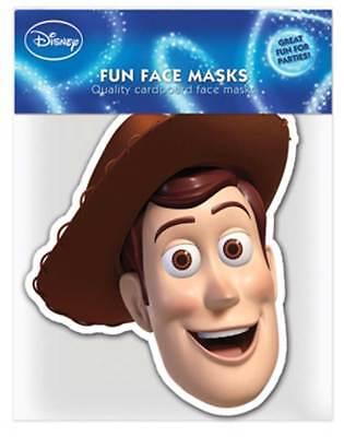 Toy Story Woody - Papp Maske - hochwertiger - Woody Maske