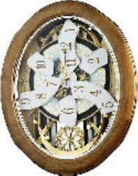 JOYFUL ANTHOLOGY Musical Motion Clock by Rhythm Clocks