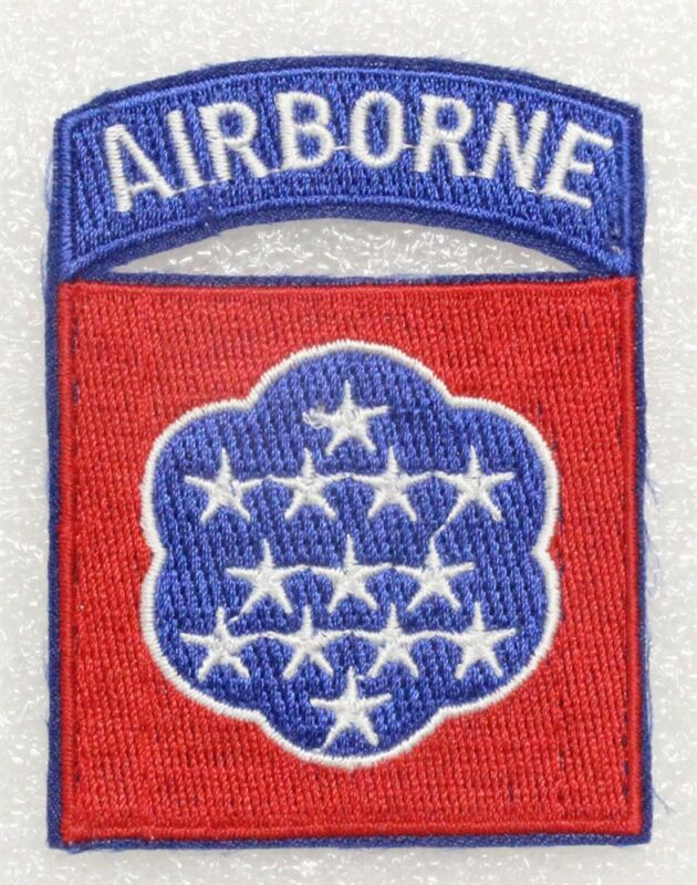 Army Patch: 508th Airborne Regimental Combat Team - COPY