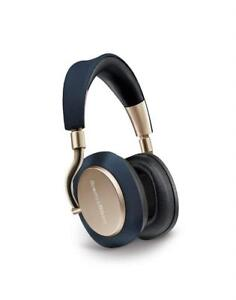 New Bowers  Wilkins PX Active Noise Cancelling Wireless Headphones, Soft Gold Condition: New