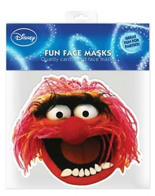 Muppets Animal / Das Tier - Papp Maske - Glanzkarton mit Augenlöche ()