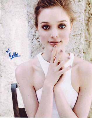 Bella Heathcote Authentic In Person Obtained Autographed Photo Coa Sha  24938