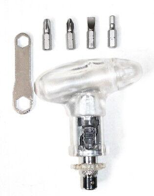 Tools - Werkzeug Schlüssel für Snowboard Ski Softbindung Platten Skibindung KIT