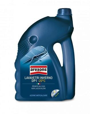 8415 AREXONS DP1 -20° 4,5 LITRI Inverno Detergente Auto Lavavetri Antighiaccio