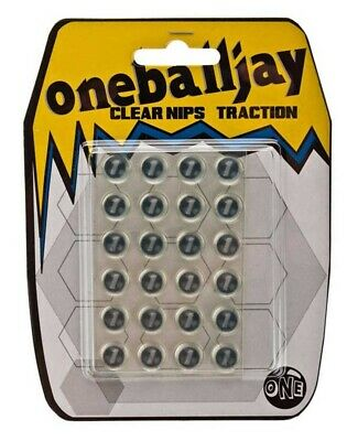 ONEBALLJAY Clear Nipples Traction  -  Anti-Rutsch-Pad / Stomp - One Ball Jay Stomp Pad