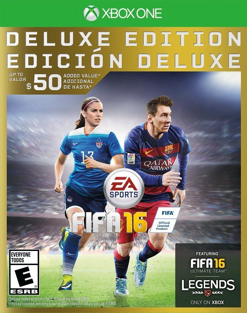 Electronic Arts Fifa 16 (deluxe Edition) - Xbox One