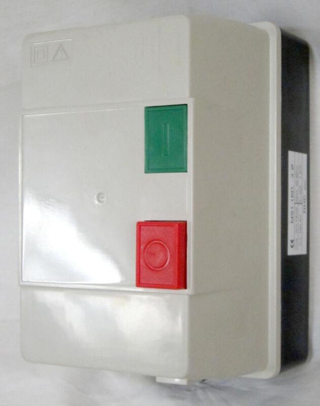 5HP 1 Phase or 7.5HP 3 Phase Magnetic Starter Motor Control 208-240V